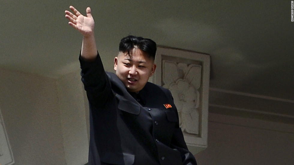In first New Year speech  North Korea s Kim Jong Un calls for     North Korea leader comes of age