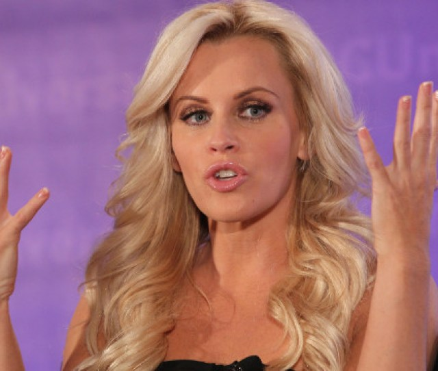 Jenny Mccarthy Attends The Nbcuniversal Summer Press Day Held At The Langham Huntington Hotel And Spa