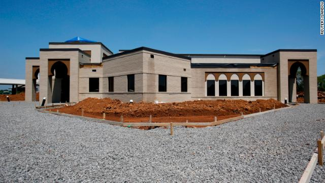 The Islamic Center of Murfreesboro opened in 2012 after facing significant local opposition.