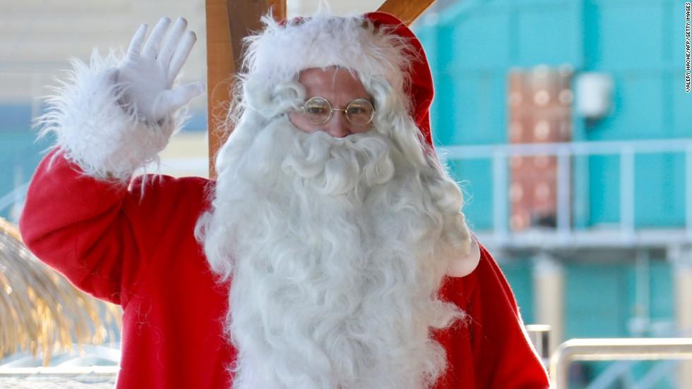 Should Santa Claus Still Be Fat CNN