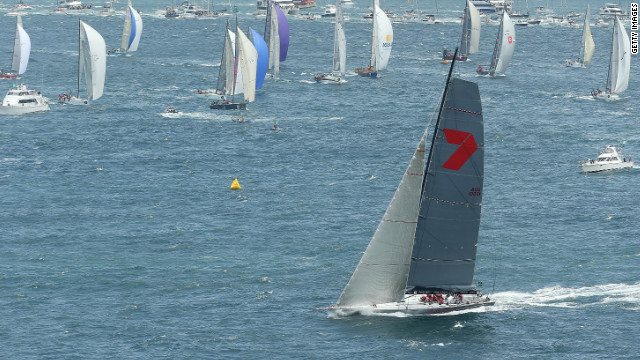 Wild Oats XI Leads After Rival Wild Thing Prevented From