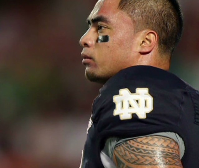 Manti Teo My Girlfriend Never Existed