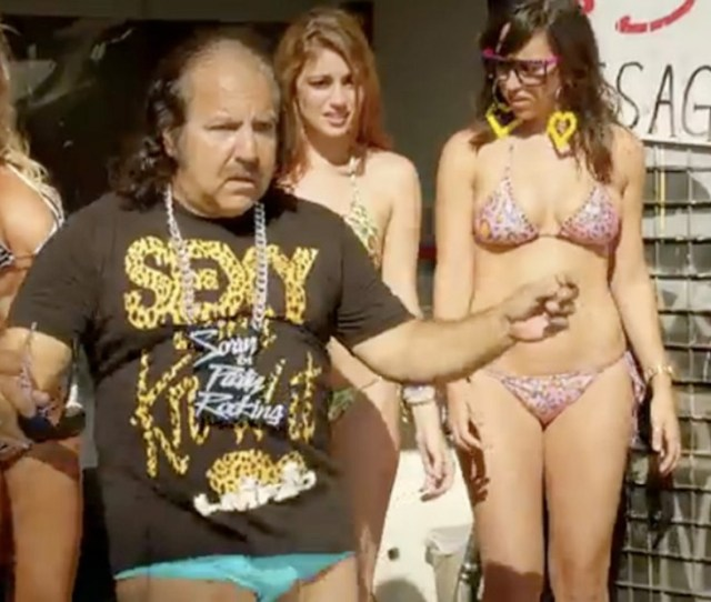 Although Hes No Stranger To Music Videos Having Appeared In Clips Photos Ron Jeremy