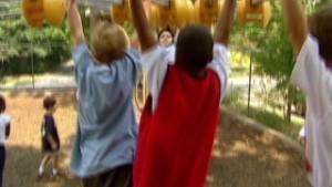 Active kids are healthier kids