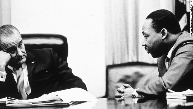 Martin Luther King III: My father would have done it