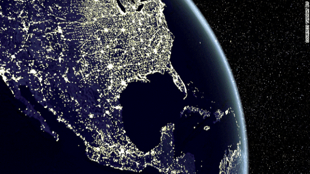 Studies say light pollution wastes teenage sleep and may contribute to mental disorders