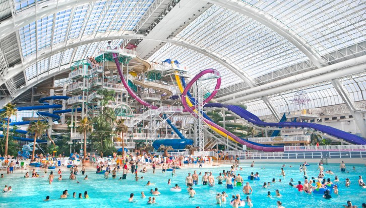Image result for waterpark in world