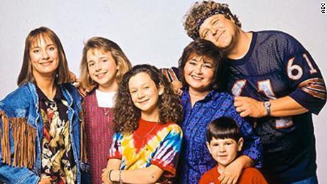 The cast of the original 'Roseanne'