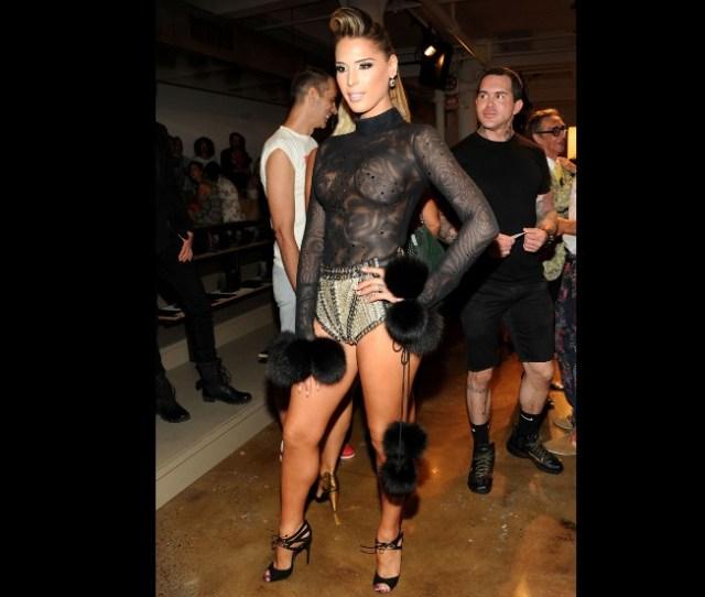 Former Drag Race Contestant Carmen Carrera Wants To Be The First Transgender Model Photos Transgender Celebrities