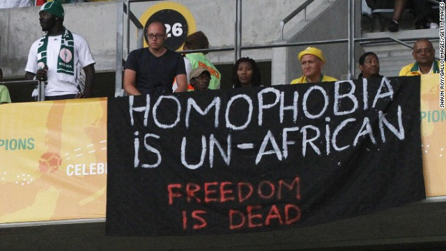 Opinion: Nigeria is a cold-blooded country for gay men -- I have the scars to prove it