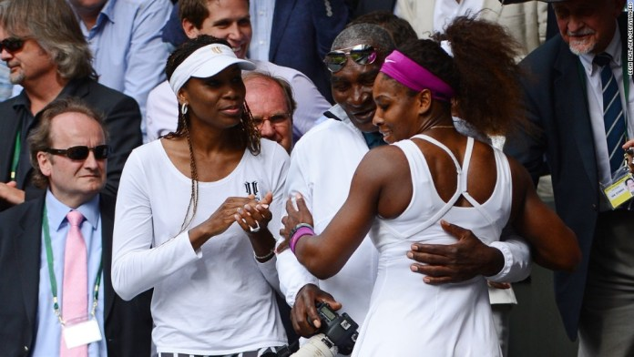 Richard Williams has played a hugely influential role in the success of his daughters, U.S. tennis stars Serena and Venus.