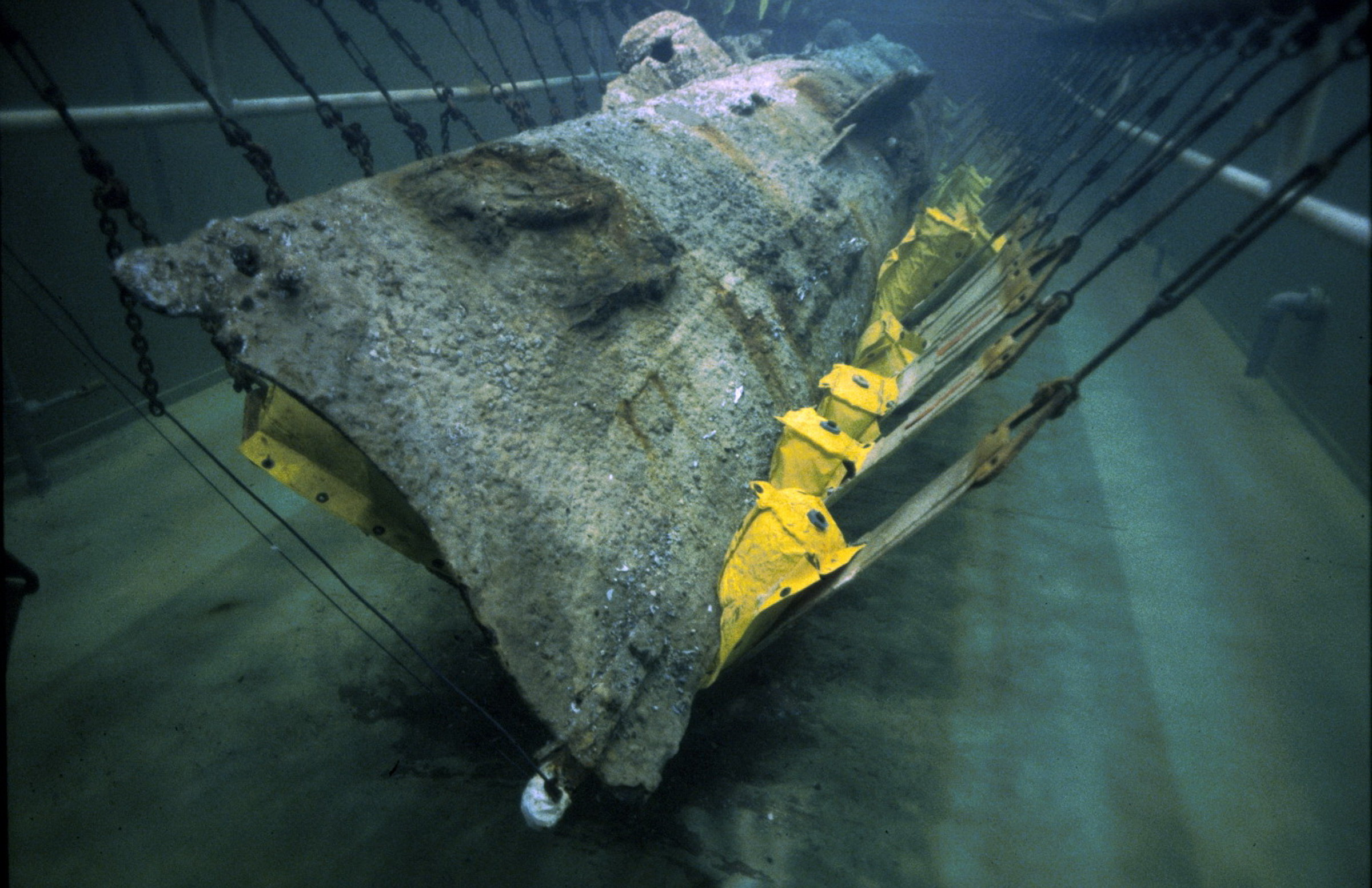 new details of civil war sub's past uncovered