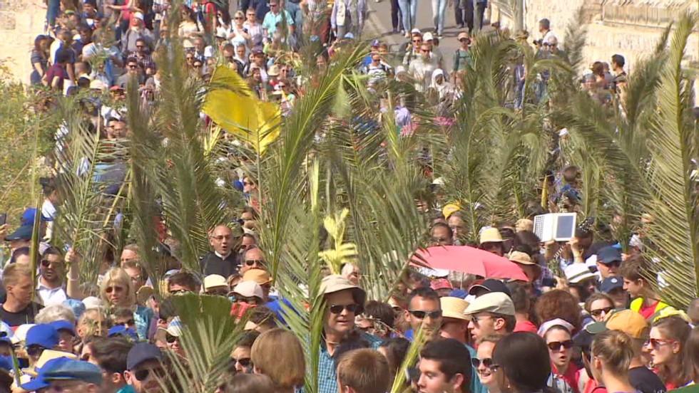 Image result for celebrating Palm Sunday