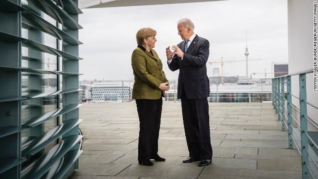 German Chancellor Angela Merkel to visit White House on July 15