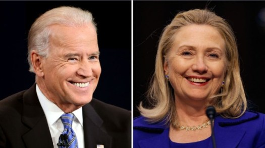 9 days to go: Biden's lead over Trump is holding, while Clinton's was collapsing at this point