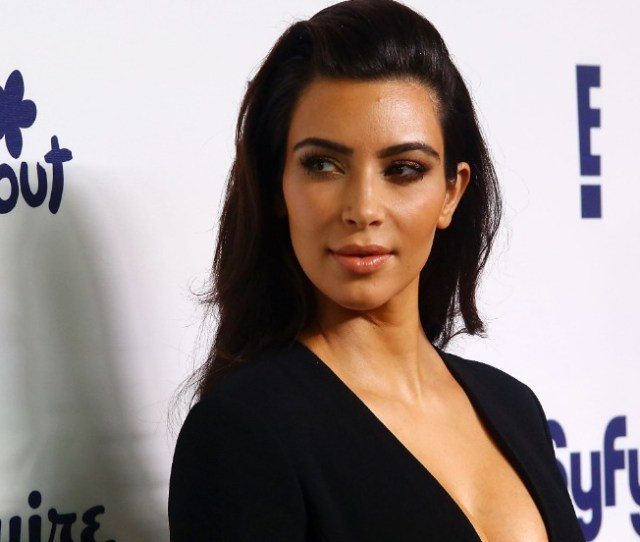Kim Kardashian Was Criticized Heavily When She Was Expecting Her First Child North In