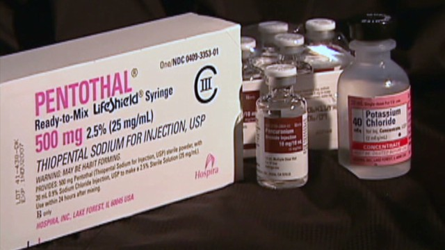 FDA: Texas lethal injection drugs must be destroyed or exported