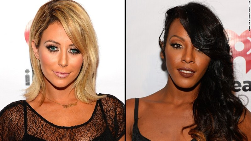 """Danity Kane's reunion is over as quickly as it began. The girl group got back together in 2013 after a four-year hiatus, but by August its bond was broken again because of an alleged dispute between Aubrey O'Day, left, and Dawn Richard. <a href=""""http://danitykaneofficialblog.tumblr.com/"""" target=""""_blank"""">O'Day has claimed Richard punched her in the back of the head</a> without provocation, while <a href=""""http://www.tmz.com/2014/08/08/danity-kane-break-up-fight-aubrey-oday-feud-studio/"""" target=""""_blank"""">Richard says O'Day and another member</a> were cutting her out of the group."""