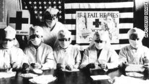 What we can learn 100 years later from the 1918 flu pandemic