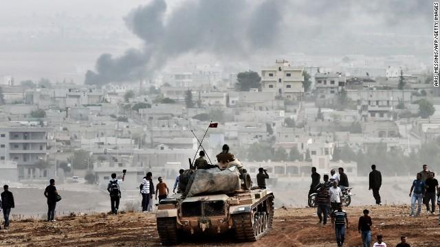 Syrian Civil War fast facts