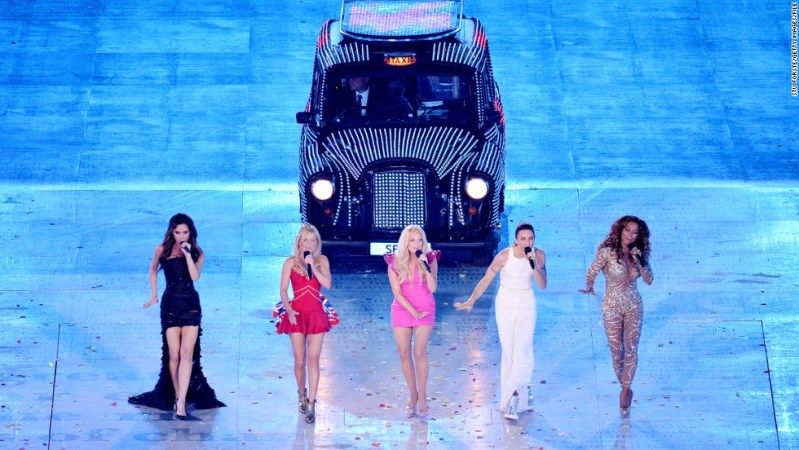 """The group reunited to perform <a href=""""http://www.cnn.com/2012/08/12/sport/olympics-five-things-to-watch/index.html?iref=allsearch"""" target=""""_blank"""">at the closing ceremony for the 2012 Summer Olympics</a>."""