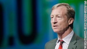 Democratic megadonor Steyer mulls run for office amid 'complete crisis'