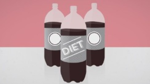 Drinking two or more diet beverages a day linked to high risk of stroke, heart attacks