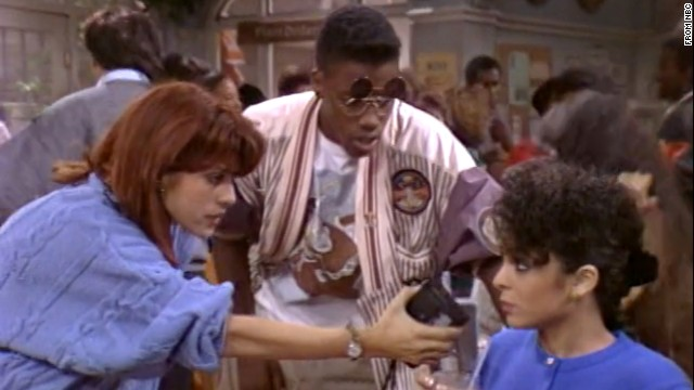 """""""A Different World"""" was a spin-off of """"The Cosby Show."""""""