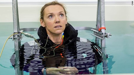 The day scientists tried to drown me ... for my own good