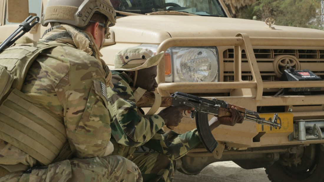 Image result for PHOTOS OF CHAD SOLDIERS IN NIGER