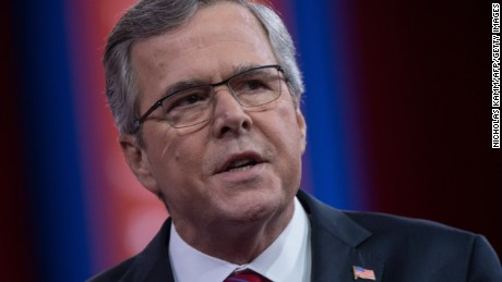 """Jeb Bush defends """"stand your ground"""" laws in NRA speech"""