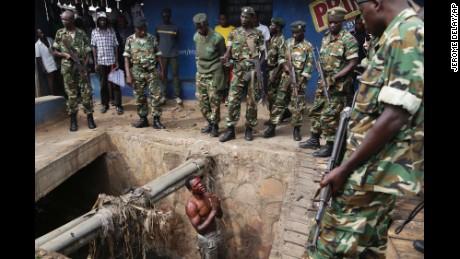 Burundi President registers to run for third term despite clashes