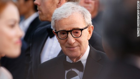 Woody Allen again denies sexual abuse allegations in rare interview