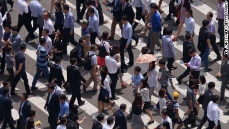 Never say no! South Korea's pressure-cooker work culture
