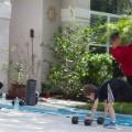 Squatting Movement Goblet Squat