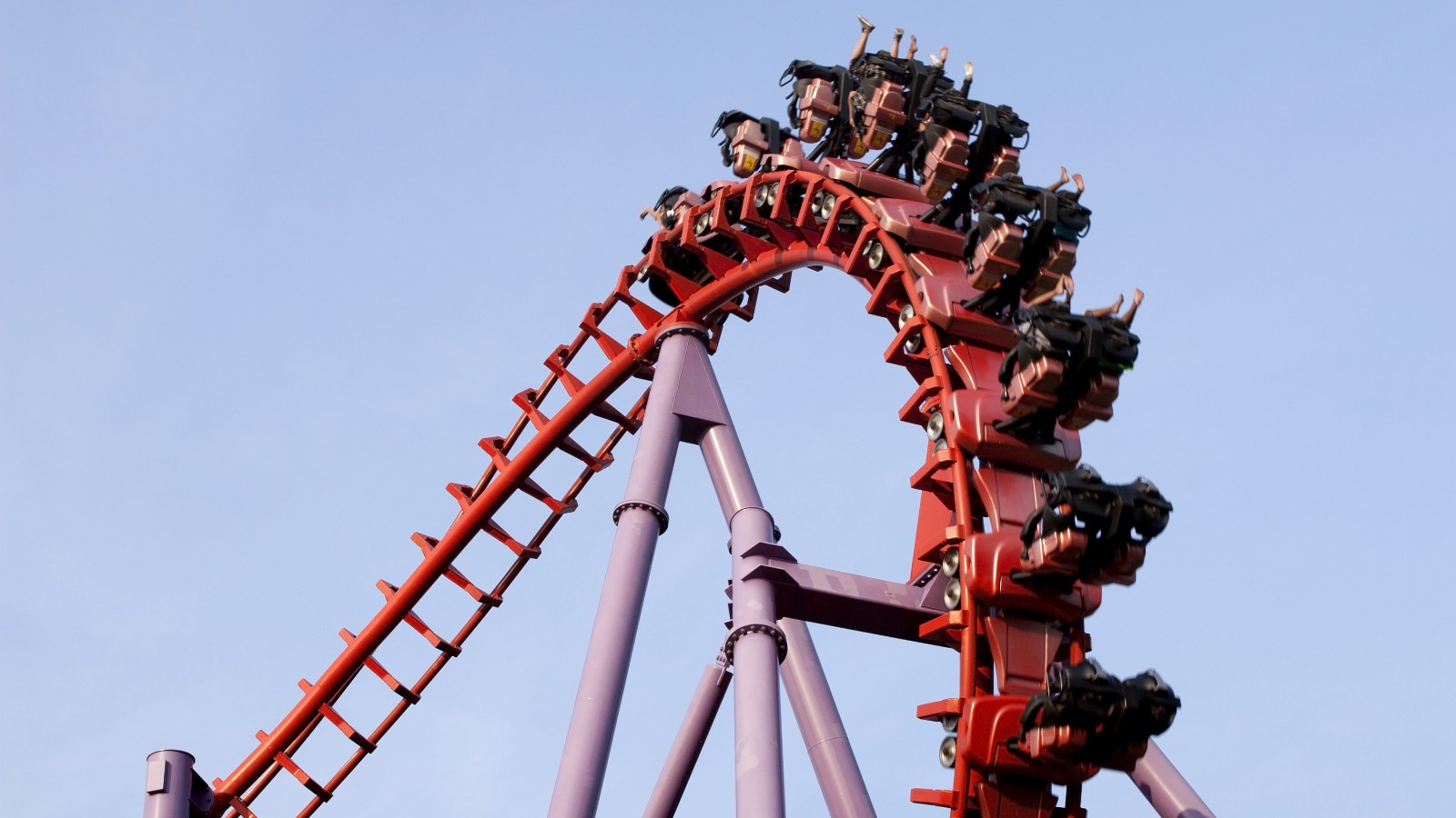 Are You Too Old For Roller Coasters