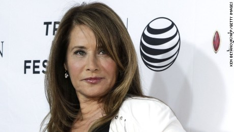 """Lorraine Bracco is shown here at the screening of """"Goodfellas"""" during the 2015 Tribeca Film Festival at New York's Beacon Theatre."""