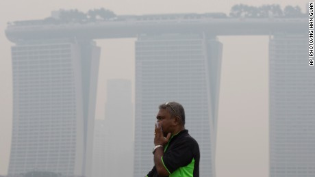 Indonesian haze: Why it's everyone's problem