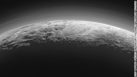 According to the new discovery Pluto may become hot and may include oceans