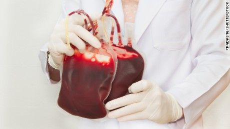 Gene therapy helps patients avoid blood transfusion, study says
