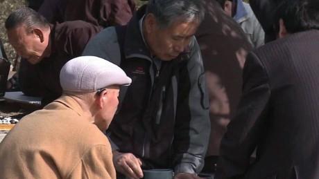 'Forgotten': South Korea's elderly struggle to get by