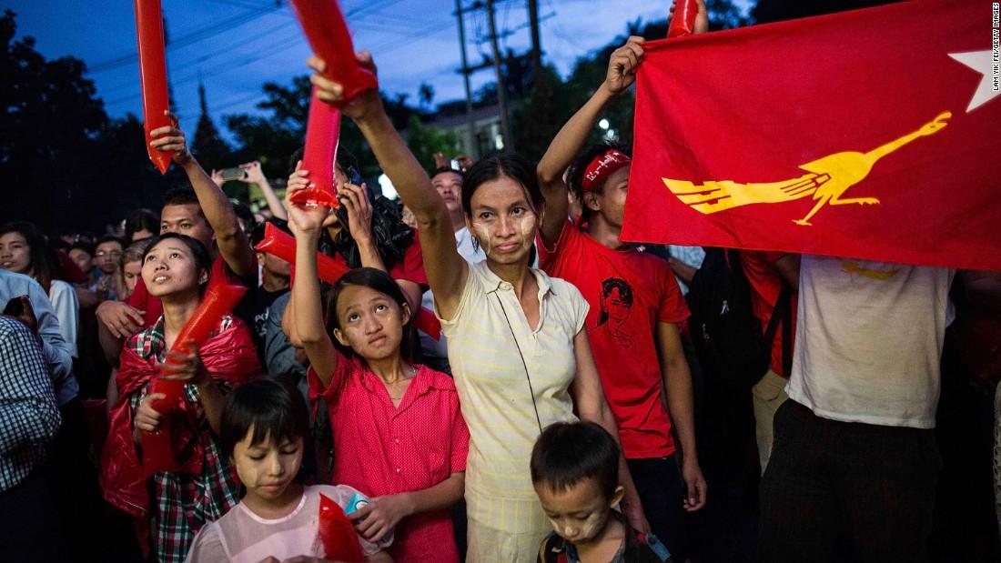 First 11 Myanmar Journal