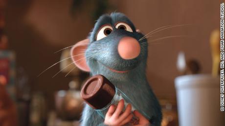 Remy in 'Ratatouille'