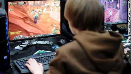 เมื่อวิดีโอเกมกลายเป็นสิ่งเสพติด