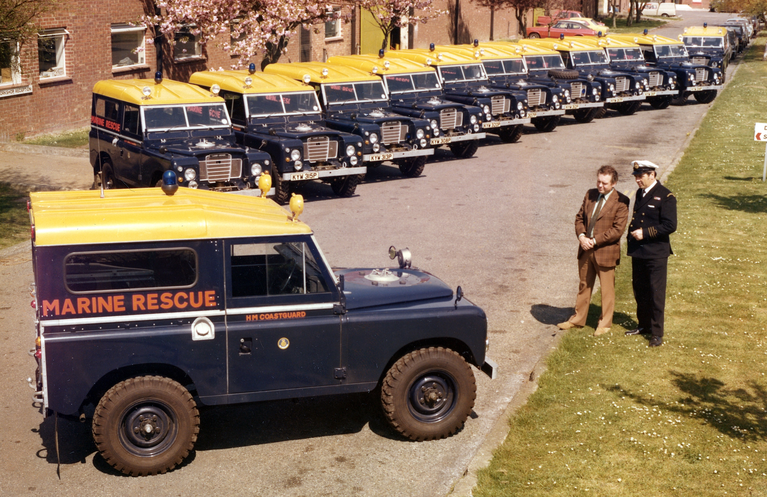 Land Rover Defender ends production after seven decades CNN Style