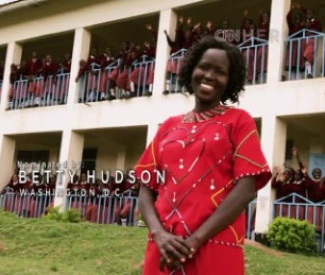 Woman Challenges Female Oppression Educates Girls In Her Kenyan Village