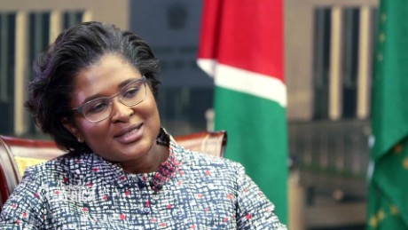 Namibia's First Lady releases powerful video message to trolls who 'slut-shamed' her