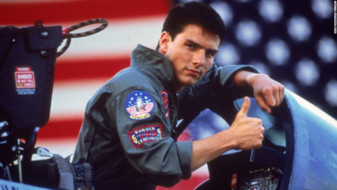 Happy 30th Anniversary Top Gun Cnn