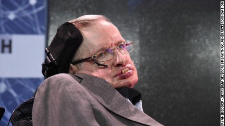 The amount of people trying to see Stephen Hawking's thesis crashed Cambridge University's website