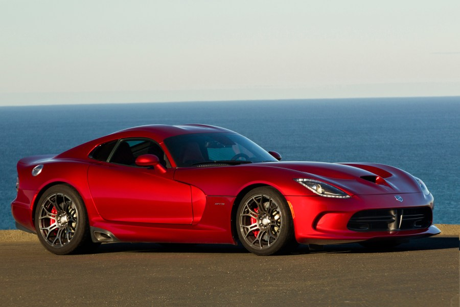 Dodge Viper  American classic sells out in 40 minutes   CNN Style